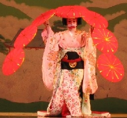 【日本舞踊】振り出し笠