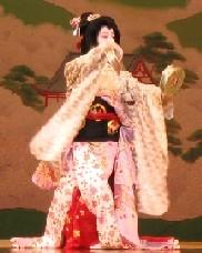 【日本舞踊】鈴太鼓2